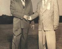John Dolphin and Lionel Hampton