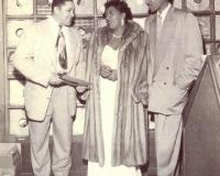 John Dolphin and Billie Holiday